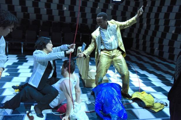 Staatsoper Hamburg / Opera Stabile Regie: Hersilie Ewald Ausstattung: Antonella Mazza; Matthias Winkler Musikalische Leitung: Nikolai Petersen